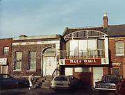 old dublin street photos December 1983 nite owl restaurant Old amateur photos of Dublin streets churches, cars, lanes, roads, shops schools, hospitals