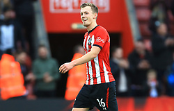 Southampton's James Ward-Prowse after the final whistle