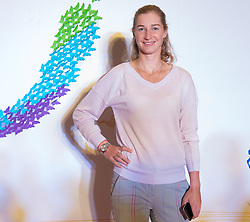 September 22, 2018 - Ekaterina Makarova of Russia on the red carpet at the 2018 Dongfeng Motor Wuhan Open WTA Premier 5 tennis tournament players party (Credit Image: © AFP7 via ZUMA Wire)