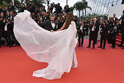 The Dead Don't Die premiere and opening ceremony, 72nd Cannes Film Festival, France - 14 May 2019 CAP/PL ©Phil Loftus/Capital Pictures. 14 May 2019 Pictured: Alessandra Ambrosio. Photo credit: Phil Loftus/Capital Pictures / MEGA TheMegaAgency.com +1 888 505 6342