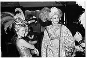 Lulu Guinness, ( left) Piers Gaveston Ball, Park Lane Hotel 13.05.83 © Copyright Photograph by Dafydd Jones 66 Stockwell Park Rd. London SW9 0DA Tel 020 7733 0108 www.dafjones.com