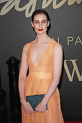 Erin O'Connor, The British Fashion Awards 2014, The London Coliseum, London UK, 01 December 2014, Photo By Brett D. Cove © Licensed to London News Pictures. 02/12/2014. Brett D Cove/PIQ/LNP