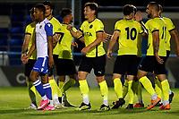 James Jennings.Guiseley AFC 1-5 Stockport County FC. Pre-Season Friendly. 15.9.20
