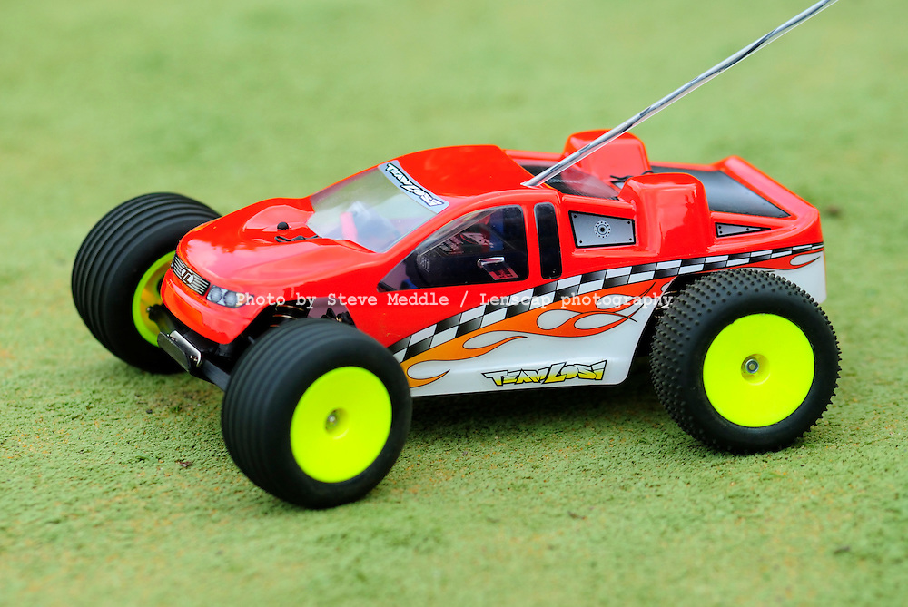Remote Controlled Electrical Driven Car - September 2009