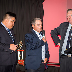 BRISBANE, AUSTRALIA - OCTOBER 6:  during the Wynnum Manly Seagulls RLFC End of Season Awards Event on October 6, 2017 in Brisbane, Australia. (Photo by Patrick Kearney)
