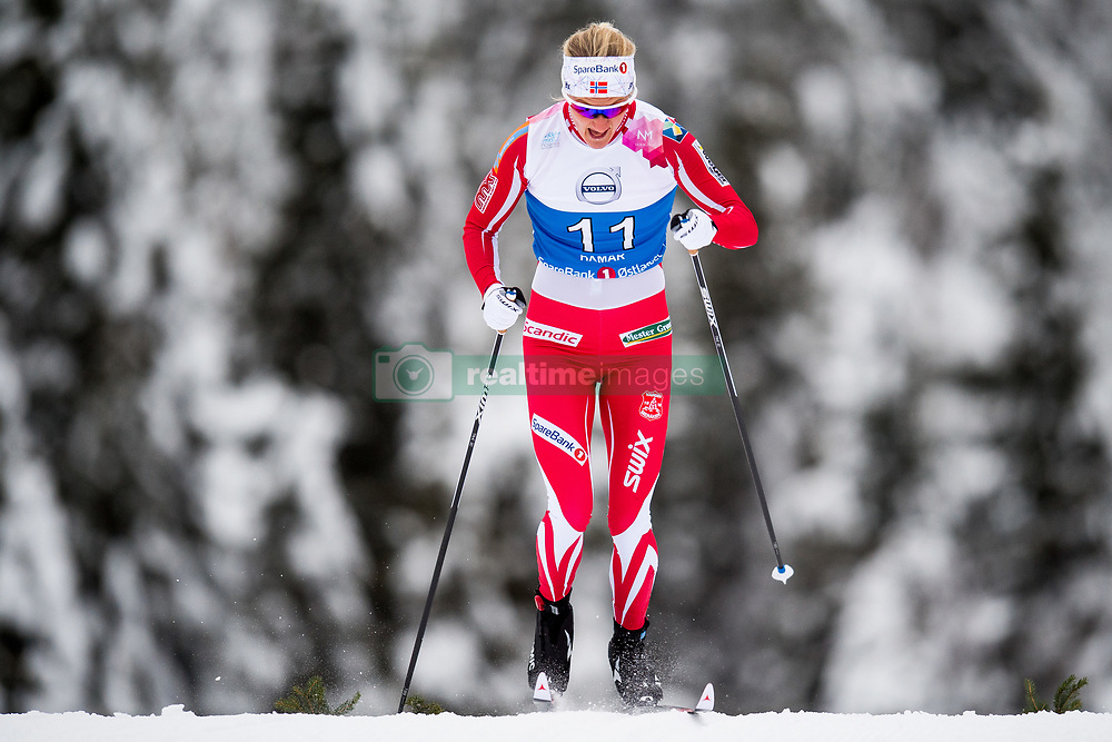 January 11, 2018 - GSbu, NORWAY - 180111 Kathrine Rolsted Harsem competes in the women's sprint classic technique qualification during the Norwegian Championship on January 11, 2018 in GÅ'sbu..Photo: Jon Olav Nesvold / BILDBYRN / kod JE / 160126 (Credit Image: © Jon Olav Nesvold/Bildbyran via ZUMA Wire)