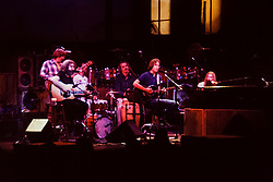 The Grateful Dead live at Radio City Music Hall, New York City Performing at this historic venue on Saturday 25 October 1980.