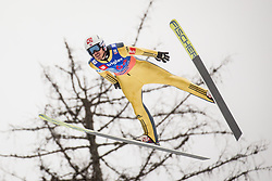 Andreas Stjernen (NOR) during the Ski Flying Hill Individual Qualification at Day 1 of FIS Ski Jumping World Cup Final 2017, on March 22, 2017 in Planica, Slovenia. Photo by Ziga Zupan / Sportida