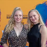 NLD/Amsterdam/20190624 - speciale voorvertoning Yesterday, Mylene Waalewijn and Rosanne Waalewijn
