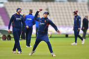 during the 2019 media day at Somerset County Cricket Club at the Cooper Associates County Ground, Taunton, United Kingdom on 2 April 2019.