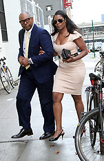 Omarosa Manigault Newman at The Daily Show with Trevor Noah - 14 Aug 2018