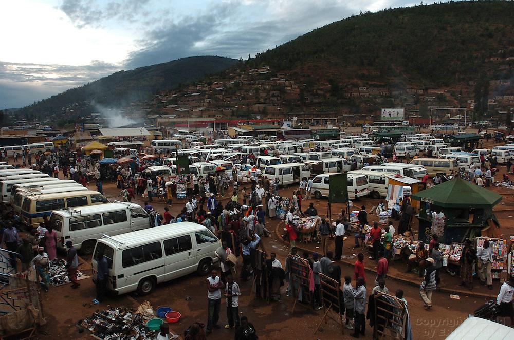 Kigali, Rwanda, October, 2006..Photo by Erin Lubin