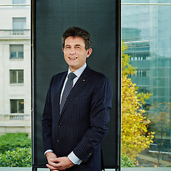 PARIS, FRANCE. NOVEMBER 7, 2013. Henri de Castries, AXA's CEO. Photo: Antoine Doyen