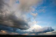 Igarape_MG, Brasil...Paisagem vista na beira da BR 381...A landscape view from BR 381...Foto: LEO DRUMOND / NITRO