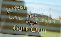PORTRUSH - ROYAL PORTRUSH GOLF CLUB. The Dunluce Championship Course.COPYRIGHT KOEN SUYK