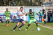 Guiseley  v Forest Green Rovers 080417
