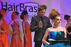 Megashow da Intercoiffure Chile durante a Hair Brasil 2009 - 8 ª Feira Internacional de Beleza, Cabelos e Estética, que acontece de 28 a 31 de março 2009, no Expo Center Norte, São Paulo. FOTO: Jefferson Bernardes/preview.com