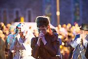 Macnas Halloween parade 2016 . Photo: Andrew Downes,  xposure.