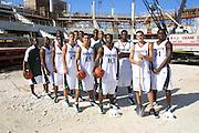 2001 Miami Hurricanes Men's & Women's Basketball - Ryder Center/Convocation Center Construction<br /> <br /> Caneshooter Archive
