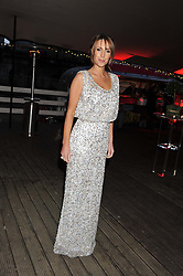 ALEX JONES at Gabrielle's Gala an annual fundraising evening in aid of Gabrielle's Angel Foundation for Cancer Research held at Battersea Power Station, London on 2nd May 2013.