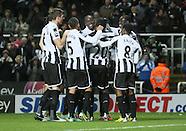 Newcastle United v Wigan Athletic 031212