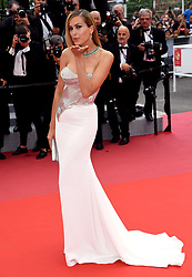 Petra Nemcova attending the Sorry Angel Premiere as part of the 71st Cannes Film Festival