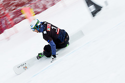 Manuel Veith of Austria during FIS Snowboard World Cup Rogla 2013 in Parallel Giant slalom, on February 8, 2013 in Rogla, Slovenia. (Photo By Vid Ponikvar / Sportida.com)
