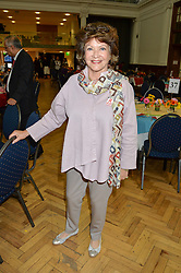 LADY ASHCOMBE at a lunch in aid of the charity African Solutions to African Problems (ASAP) held at the Royal Horticultural Hall, Vincent Square, London on 19th May 2016.