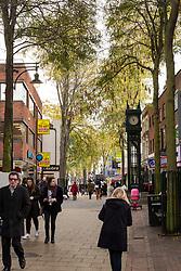 Shopping, Chatham, Kent