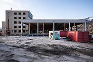 Démontage de la centrale Casino a Sion 2019-2020<br /> <br /> (OLIVIER MAIRE/ STUDIO54)