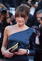 Carla Bruni at the Les Misérables gala screening at the 72nd Cannes Film Festival Wednesday 15th May 2019, Cannes, France. Photo credit: Doreen Kennedy