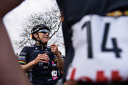 Giorgia Bronzini shares the tales from the race with her Wiggle Hi5 teammates - Grand Prix de Dottignies 2016. A 117km road race starting and finishing in Dottignies, Belgium on April 4th 2016.