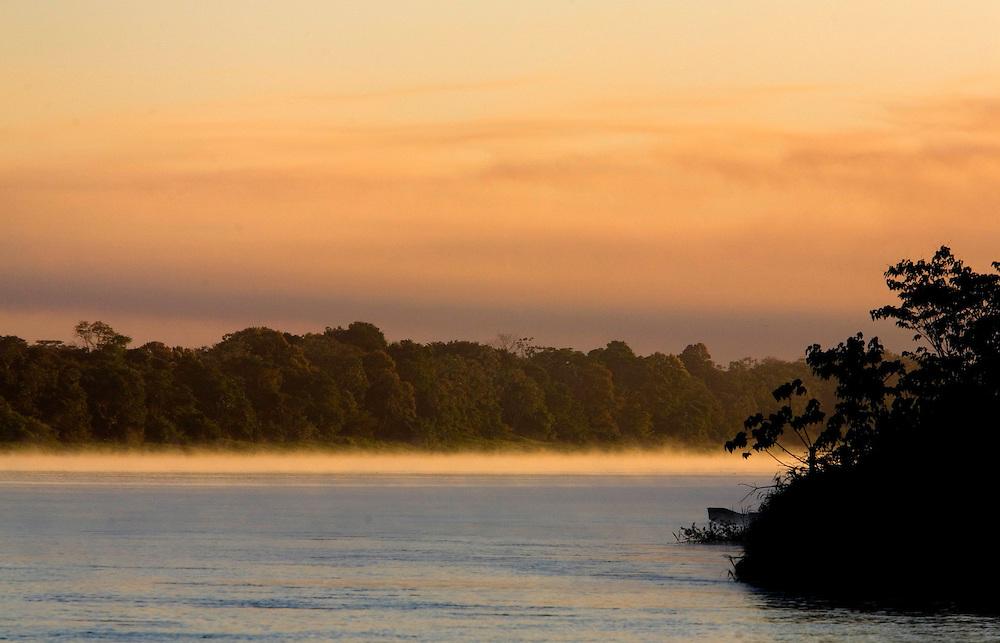 Santa Fe de Minas_MG, Brasil...Rio Sao Francisco em Santa Fe de Minas...The Sao Francisco river in Santa Fe de Minas...Foto: LEO DRUMOND / NITRO