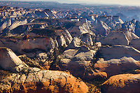 The incredible landscapes of Zion's National Park