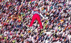 28.02.2019, Seefeld, AUT, FIS Weltmeisterschaften Ski Nordisch, Seefeld 2019, Nordische Kombination, Skisprung, im Bild Eric Frenzel (GER) // Eric Frenzel of Germany during the Ski Jumping competition for Nordic Combined of FIS Nordic Ski World Championships 2019. Seefeld, Austria on 2019/02/28. EXPA Pictures © 2019, PhotoCredit: EXPA/ JFK