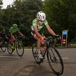 29-08-2018: Wielrennen: Ladies Tour: Nijmegen<br /> Anna van der Breggen sleurt op kop