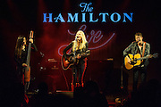 WASHINGTON, DC - May 29th, 2014 - Holly Williams performs at The Hamilton in Washington, D.C. Williams,  the granddaughter of Hank Williams, Sr. and the daughter of Hank Williams, Jr., self-released her latest album and it reached No. 1 on the Billboard Heatseekers chart. (Photo by Kyle Gustafson / For The Washington Post)