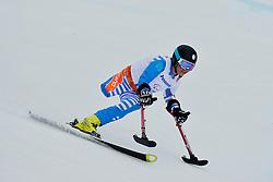 Katja Saarinen, Women's Giant Slalom at the 2014 Sochi Winter Paralympic Games, Russia