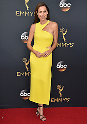 Minnie Driver attends the 68th Annual Primetime Emmy Awards at Microsoft Theater on September 18, 2016 in Los Angeles, CA, USA. Photo by Lionel Hahn/ABACAPRESS.COM