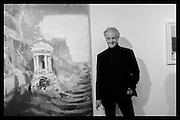 SIMON EDMONSON, Behind the Silence. private view  an exhibition of work by Paul Benney and Simon Edmondson. Serena Morton's Gallery, Ladbroke Grove, W10.  4 November 2015.