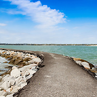 A walk to the Jetty