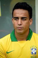 Fifa Brazil 2013 Confederation Cup / Group A Match /<br /> Brazil vs Japan 3-0  ( National / Mane Garrincha Stadium - Brasilia , Brazil )<br /> JADSON of Brazil , during the match between Brazil and Japan
