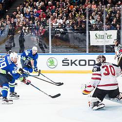 20170507: FRA, Ice Hockey - IIHF World Championship 2017, Slovenia vs Canada