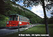 Tour Trolley, Delaware Water Gap National Recreation Area, Poconos, Stroudsburg, NE PA