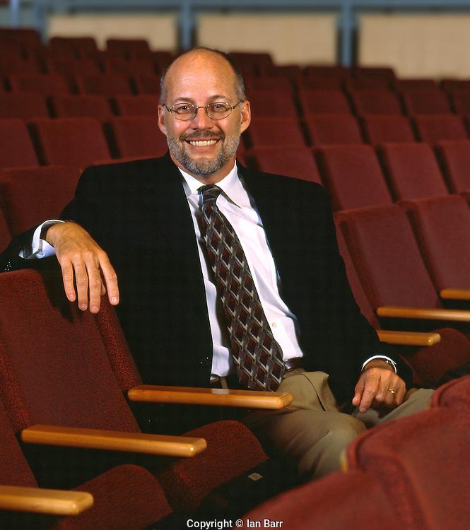 Portrait of Mark Nerenhausen