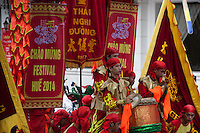 Hue Festival showcases art performances representing different cultures including Hue royal court music and Hue folk songs. In addition, traditional and contemporary art performances by leading art troupes from 20 countries are staged at venues inside the Citadel and other venues around the city.