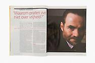 Timothy Garton Ash for NRC Handelsblad Newspaper Magazine, Netherland
