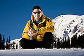 Mike Gauthier - Mt. Rainier Climbing Guide - 2007