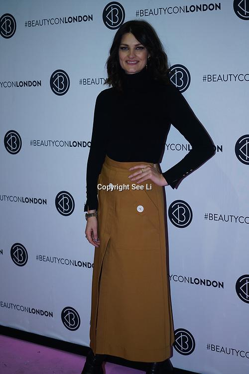 Olympia London,UK, 2nd Dec 2017. Sam Chapman attends the BeautyCon London.