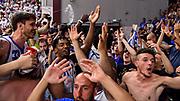 Dyshawn Pierre, Commando Ultra' Dinamo<br /> Banco di Sardegna Dinamo Sassari - AX Armani Exchange Olimpia Milano<br /> LBA Serie A Postemobile 2018-2019 Playoff Semifinale Gara 3<br /> Sassari, 02/06/2019<br /> Foto L.Canu / Ciamillo-Castoria